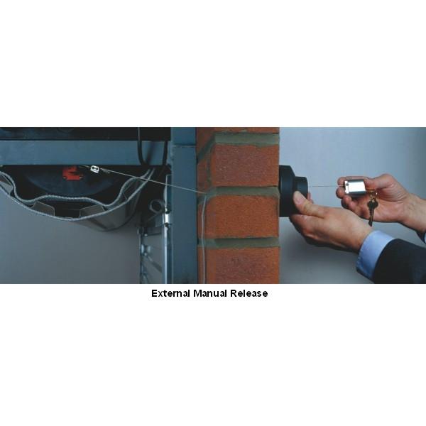 Gliderol Steel Roller Shutter Roller Door Single Skin