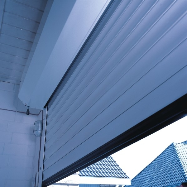 Gliderol Aluminium Roller Shutter Insulated Roller Door