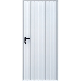 Hormann 2001 Vertical Pedestrian Door (White)