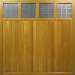 Cedar Ashbourne Side Hinged