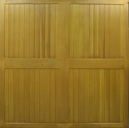 Cedar Ashford Side Hinged