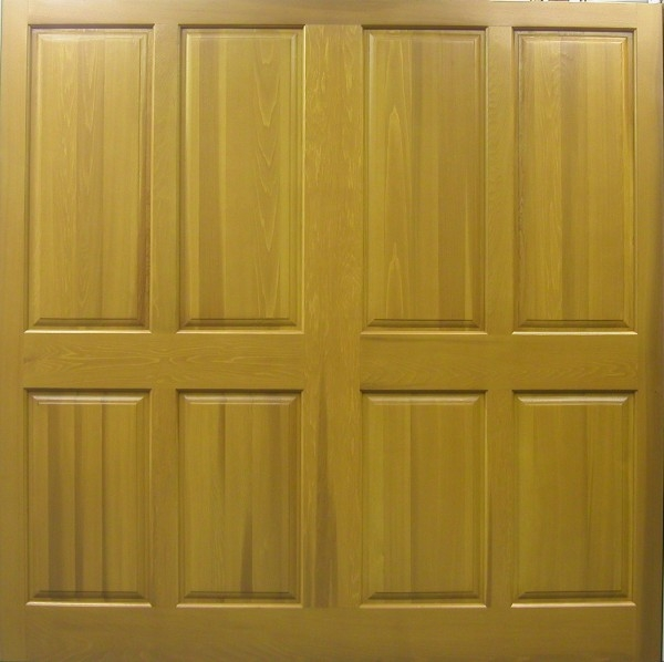 Cedar Belper Side Hinged
