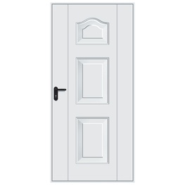 Hormann 2104 Marquess Pedestrian Door (White)