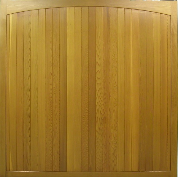 Cedar Haddon Side Hinged