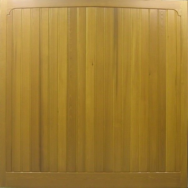 Cedar Matlock Side Hinged