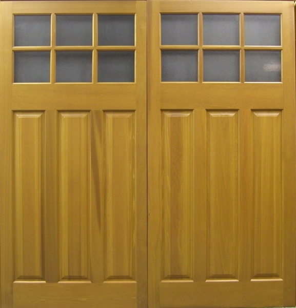 Cedar Middleton Side Hinged