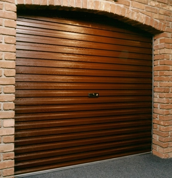 Gliderol Series Aa Single Skin Gliderol Steel Roller Door Single