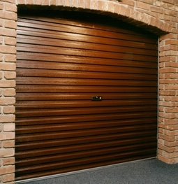 Gliderol Roller Door - Laminate Finish