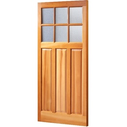 Woodrite Padbury Personnel Door