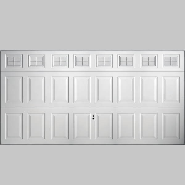 Garador Beaumont with Windows Purpose Made (White)