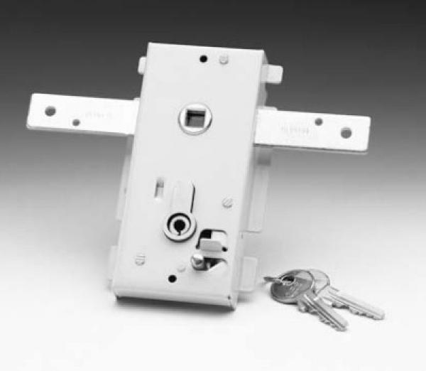 Lock Body C W Cylinders 1019102 Garador Spare Parts At Garage Doors Online