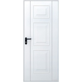 Hormann 2304 Georgian Pedestrian Door (White)