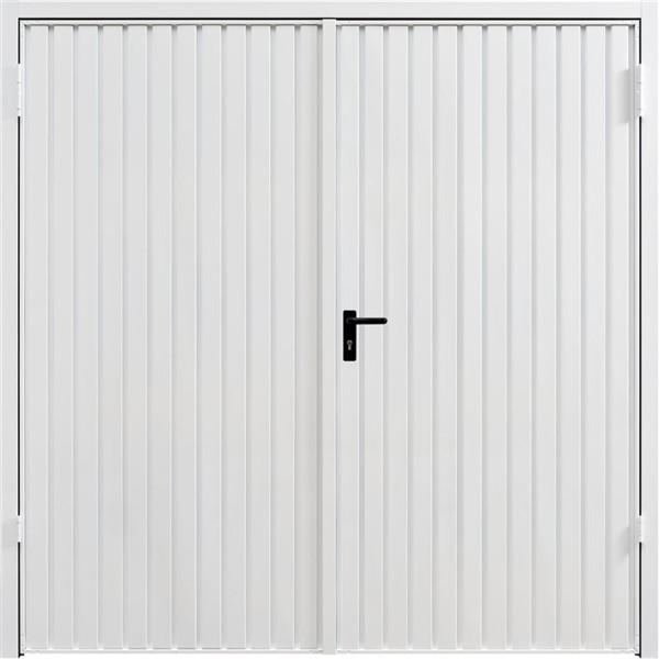 Side Hinged Garage Doors Online Shop