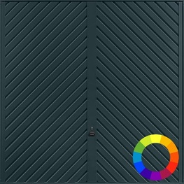 Garador Chevron Standard (RAL Colour)