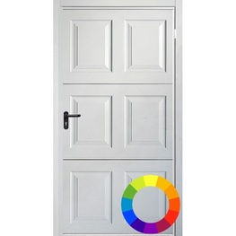 Garador Georgian Personnel Door (Purpose Made)