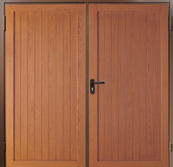 Frensham platinum purpose made sizes wessex grp side for Platinum garage doors