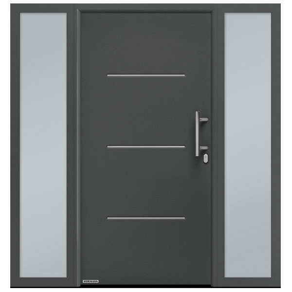 Thermo65 THP 515 Purpose Made Hormann Steel Entrance Doors Entrance ...