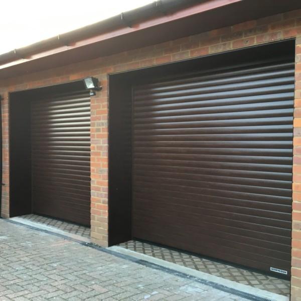 Hormann Aluminium Roller Shutter Insulated Roller Door