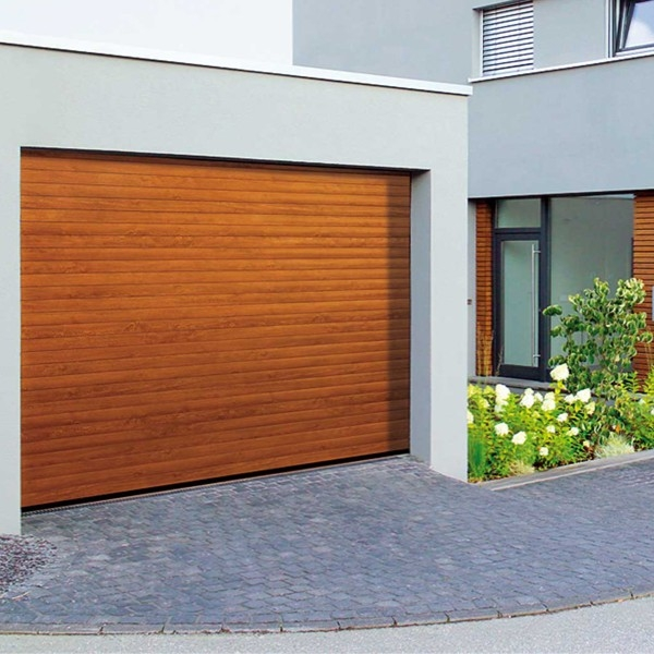 Garador Aluminium Roller Shutter Insulated Roller Door