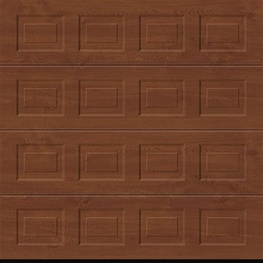 Garador Georgian Premium Timber Effect