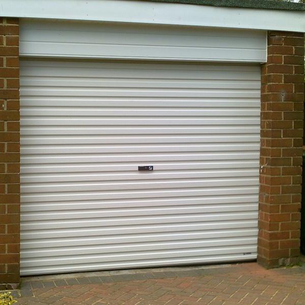 Single Skin Gliderol Roller Door, Steel Roll Up Garage Doors