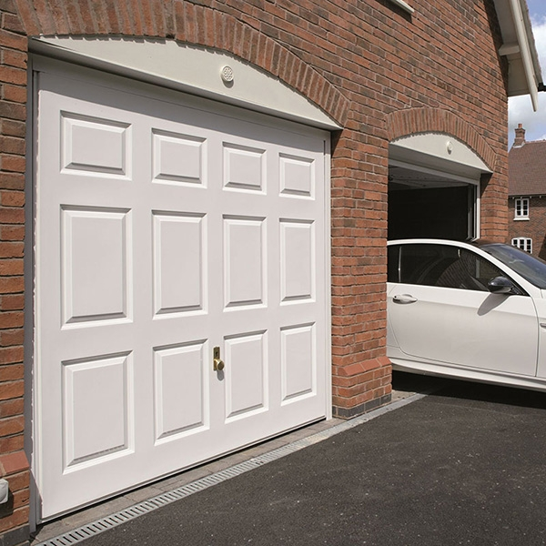 Hormann 2019 Garage Light: Hormann GRP Canopy Up And Over Hormann 2041 Coniston At