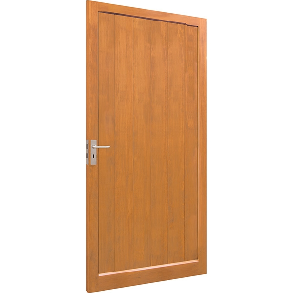 Woodrite Northwold Personnel Door