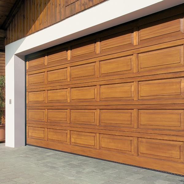 Hormann Sectional L Ribbed Garage Door In Anthracite Grey: Hormann Sectional Door From Garage Doors Online Shop