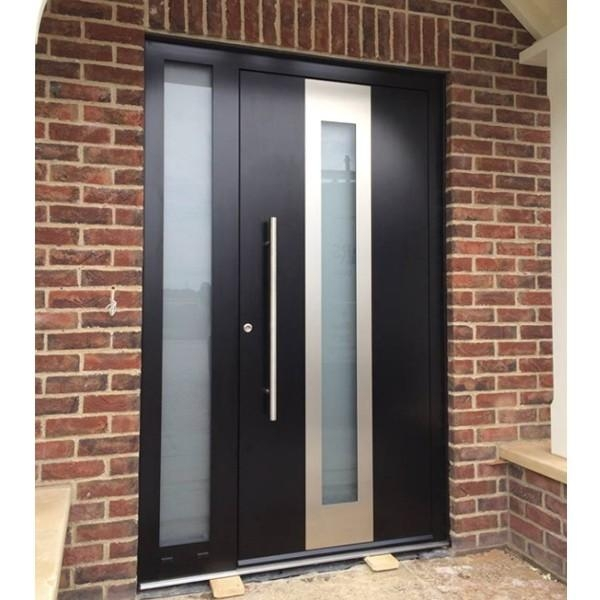 Ryterna RD80 Entrance Doors