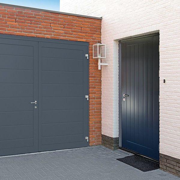 Garage Personnel Doors Steel From Garage Doors Online Shop