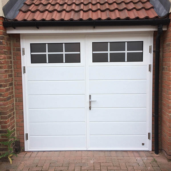 Ryterna Traditional Woodgrain Design, How To Insulate Garage Door Uk