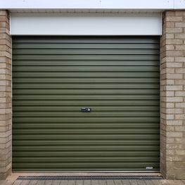 Gliderol Mini Roller Door - Plastisol Finish