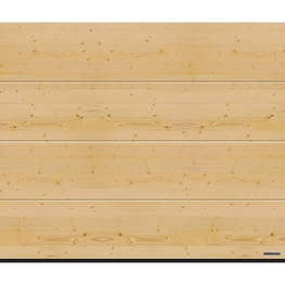Hormann LTH 42 L Ribbed Nordic Pine (standard sizes)