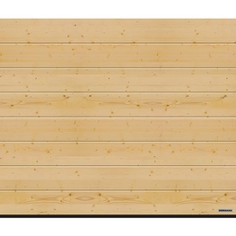 Hormann LTH 42 M Ribbed Nordic Pine (standard sizes)