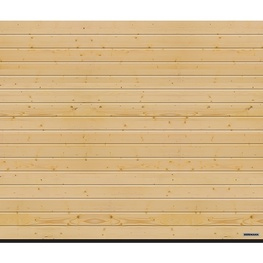 Hormann LTH 42 S Ribbed Nordic Pine (standard sizes)