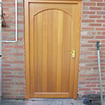 Traditional Personnel Doors