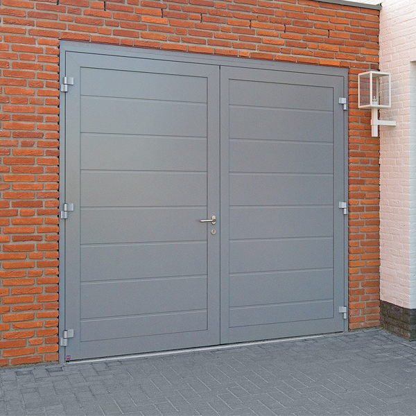 Side Hinged Doors - The Benefits