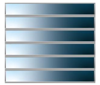 6 Glazing Panels