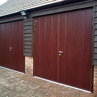 Carteck Insulated Side Hinged