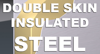 Double Skin Insulated Steel