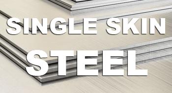 Single Skin Steel