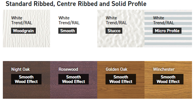 carteck smooth wood design colours