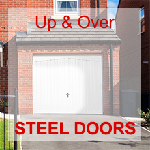 GDO Steel Up & Over Garage Doors