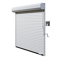 Rollmatic T Insulated Roller Door