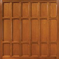 Woodrite Cannington Somerset Up and Over Door