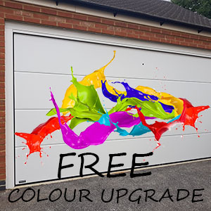 Upgrade to Colour Finish for Free!