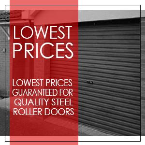 Lowest Roller Garage Door Prices!